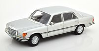 MERCEDES-BENZ 450 SEL 6.9 1976 Silver in 1:18 scale by Norev