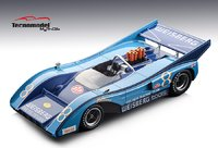 McLaren M8F #8  1972 Interserie Nurburgring  Helmut Kelleners in 1:18 scale by Technomodel