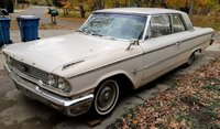 1963 Ford Galaxie 500 / XL Hardtop in 1:18 Scale by SunStar