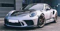 Porsche 911 991.2 GT3 RS Silver in 1:18 Scale by AUTOart