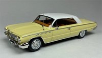 1962 Buick Electra Cameo Cream in 1:43 scale by Goldvarg Collection