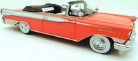1959 Mercury Park Lane Convertible Resin Model Car in 1:43 Scale by Neo
