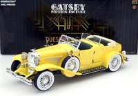 "1934 Duesenberg II SJ ""The Great Gatsby"" Movie (2013) 1/18 by Greenlight"