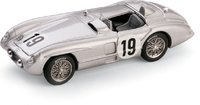 MERCEDES 300 SLR 24H LE MANS 1955 MOSS in 1:43 scale by Brumm