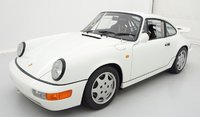 1991 Porsche 911 Carrera 4 Lightweight in 1:18 Scale by GT Spirit