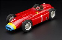 1956 Ferrari D50 long nose GP Germany #1 Fangio 1:18 Scale by CMC