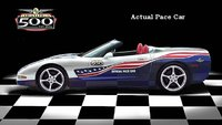 2004 Indianapolis 500 Pace Car in 1:24 scale by The Franklin Mint