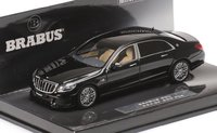 2015 Maybach Brabus 900 AUF Basis Mercedes-Benz Maybach S 600  Resin Model in 1:43 Scale by Minichamps