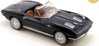 Chevrolet Corvette Sting Ray Cabriolet 1963 in 1:18 scale by Norev