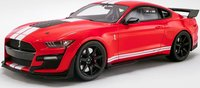 2020 Ford Shelby GT500 Mustang Red in 1:12 Scale by GT Spirit