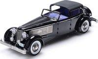 1937 Duesenberg SJ Top Half Open in 1:18 Scale by Esval Models