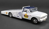 1967 Chevrolet C-30 Ramp Truck OK Used Cars by Acme in 1:18 Scale