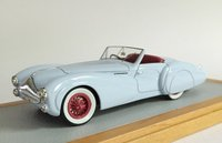 1939 Talbot Lago T150 1939 Roadster Saoutchik Style Model Car in 1:43 Scale by Ilario