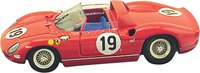 1964 FERRARI 330 P Le Mans  Surtees/Bandini #19 Model Car in 1:43 Scale by Art Model