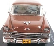 1956 Chevrolet Bel Air Beauville Wagon in 1:43 Scale by Esval