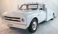 1967 Chevrolet C-30 Ramp Truck Diecast Model by Acme in 1:18 Scale