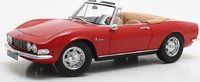 1966 Fiat Dino Spyder Red Resin in 1:18 Scale by Cult Models