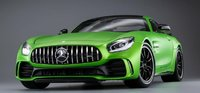 Mercedes-Benz AMG GT R Green Diecast Model in 1:18 by Almost Real