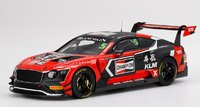 Bentley Continental GT3 #5CHAMPION2018 Blancpain GT Asia in 1:18 scale by Topspeed