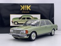 1977 Mercedes Benz 280E W123 in 1:18 scale by KK models