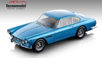 1962 Ferrari 250 GTE 2+2 Azure Metal in 1:18 Scale by Tecnomodel