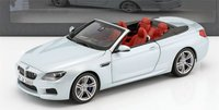 BMW M6 Cabriolet in 1:18 Scale by Paragon