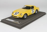 1966 Ferrari 275 GTB 24h Le Mans Resin Model Car in 1:18 Scale by BBR
