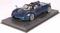 2017 Pagani Huayra Roadster 87th Geneve Auto Show Resin Model in 1:18 Scale by BBR