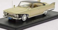 1960 Plymouth Fury Coupe Resin Model Car in 1:43 Scale by Neo