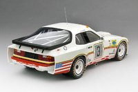 Porsche 924 GT #3 Porsche System 1980 Le Mans 24Hr D.Bell / A. Holbert  - Limited 500 Pieces in 1:18 Scale by Truescale Miniatures