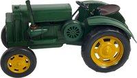 1939 John Deere Model D Tractor Metal Handmade in 1:8 Scale by Old Modern Handicrafts