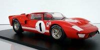 GT40 X-1 Roadster Winner 24H Sebring 1966 Miles/Ruby  in 1:18 Scale by Spark