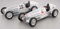 1934 Mercedes-Benz W25, Eifelrennen # 20 M. v. Brauchitsch Diecast Model Car by CMC in 1:18 Scale Diecast Model Car by CMC in 1:18 Scale
