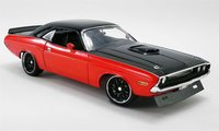 1970 Dodge Challenger R/T Street Fighter by Acme in 1:18 Scale