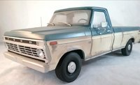 1973 Ford F-100 The Walking Dead 1:18 Scale by Greenlight
