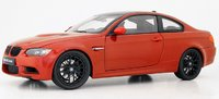 BMW M3 - E92M in Melbourne Red, in 1:18 scale by Kyosho