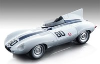 1955 Jaguar D-Type Long Nose Watkins Glen WINNER in 1:18 Scale by Tecnomodel