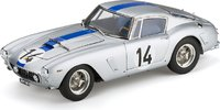 Ferrari 250 GT Competizione 1961 LeMans #14 Diecast Model Car by CMC in 1:18 Scale *RARE PRESS SAMPLE