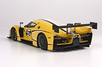 2015 Glickenhaus SCG 003S in Yellow Model Car by BBR in 1:18 Scale