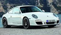 2011 Porsche 911 GTS - Carrara White 1:18 Scale By GT Spirit