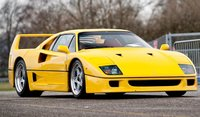 1987 Ferrari F40 in 1:18 by GT Spirit