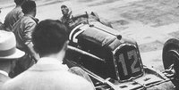 Alfa Romeo P3 Fagioli, 1933 Italian GP Winner #12 in 1:18 Scale by CMC