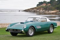 Ferrari 4.9 Superfast Medium Green 600C Limited 47 Pieces in 1:18 scale by BBR