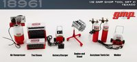 SHOP TOOL SET #1 TEXACO in 1:18 scale by GMP