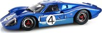 1967 Ford GT40 Mk IV in 1:18 Scale by Shelby Collectibles
