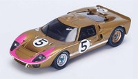 1966 LeMans Ford GT40 MK II #5 in 1:18 Scale by Spark