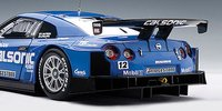 "NISSAN GT-R SUPER GT 2008 ""CALSONIC IMPUL #12 in 1:18 scale by AUTOart"
