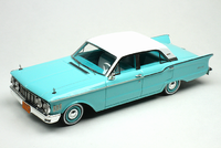 1961 Mercury Comet Green Frost in 1:43 Scale by Goldvarg