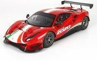 2020 Ferrari 488 GT3 in 1:18 Scale by BBR
