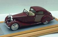 1937 Rolls Royce Phantom III Sedanca De Ville Park Ward sn3CM61 Resin Model Car in 1:43 Scale by Ilario